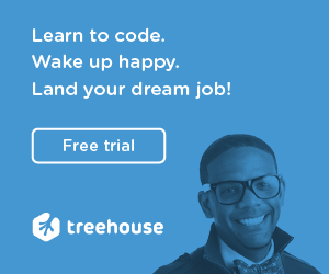 treehouse courses free trial